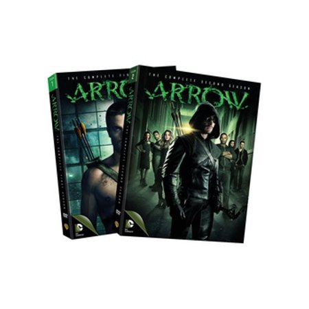 Arrow: Seasons 1 & 2 (DVD) - Colton Haynes Halloween