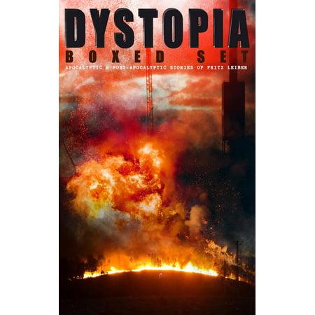 DYSTOPIA Boxed Set: Apocalyptic & Post-Apocalyptic Stories of Fritz Leiber - eBook - Post Apocalyptic Halloween Ideas