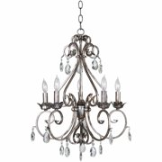 Design Craft Alice 5-Light Chandelier