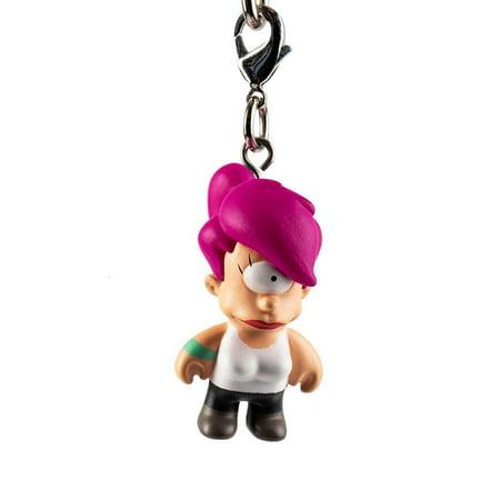 Futurama Universe X2 Keychain Series Leela Keychain [No Packaging] - Futurama Leela