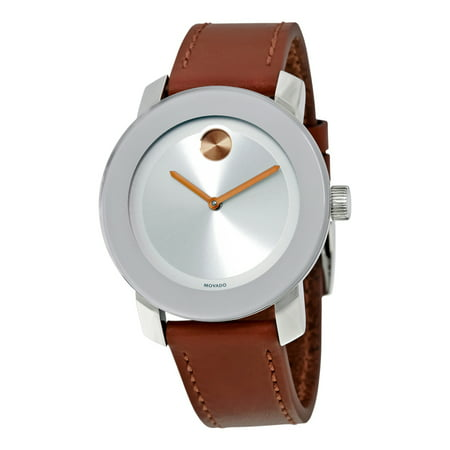 Bold Silver Dial Ladies Watch 3600379