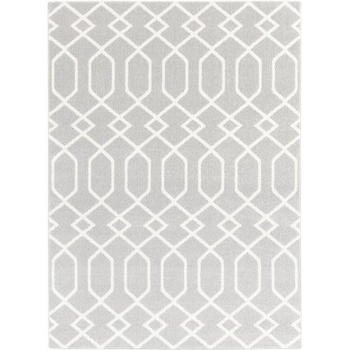 Surya Horizon Grey/Ivory Area Rug