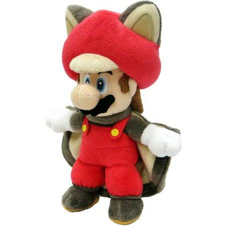 Plush Flying Squirrel - Little Buddy Toys Nintendo Flying Squirrel Mario 9