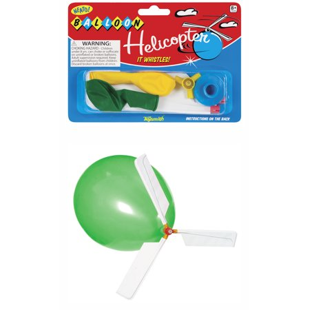 BALLOON HELICOPTER - Whistling Balloons