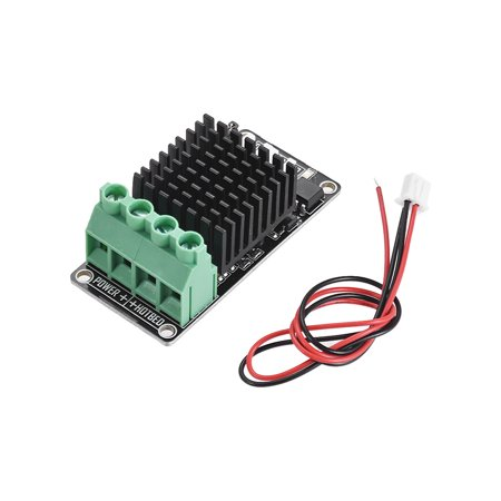 3D Printer Parts Mini MOS Tube Module Heat Bed Power Expansion Board High Current Load for Heated Bed Extruder - image 1 de 7