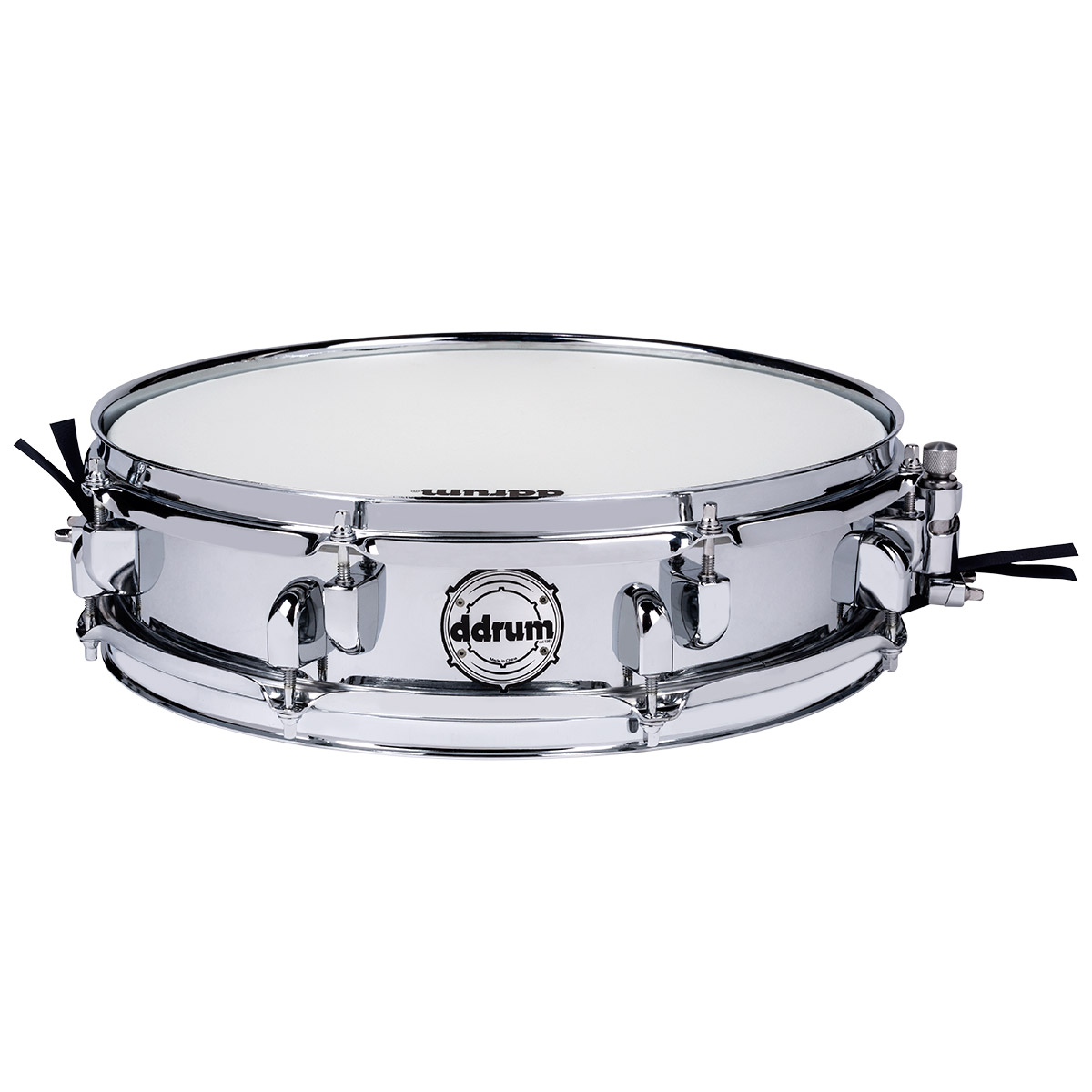 ddrum 3.5x14 Modern Tone Steel Piccolo Snare Drum by ddrum
