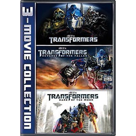 Transformers 3 Movie Collection  Shia Labeouf Dvd 2016