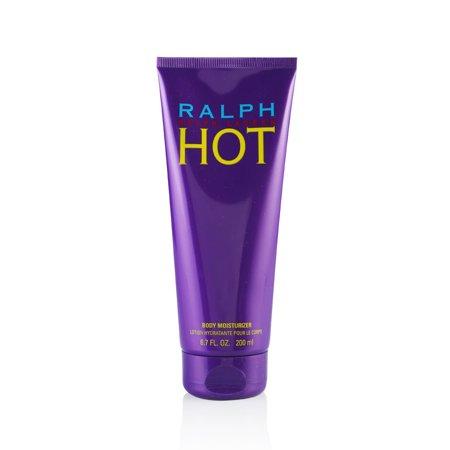 Ralph Hot by Ralph Lauren for Women 6.7 oz Body Moisturizer