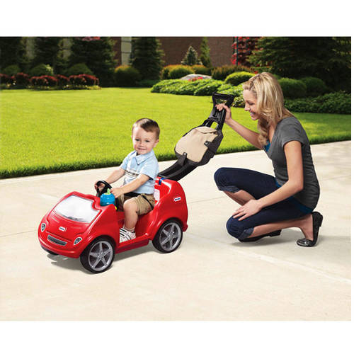 Little Tikes Mobile - Red Sports Car Ride-on