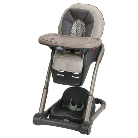 Graco Blossom 6-in-1 Convertible High Chair, - Mahogany High Chair
