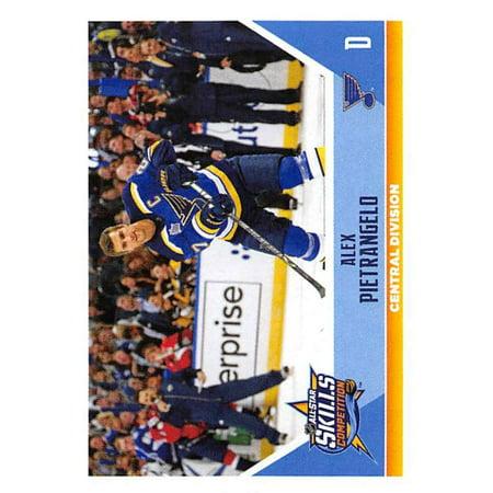 2018-19 Panini NHL Stickers #521 Alex Pietrangelo St. Louis Blues Hockey Card ()