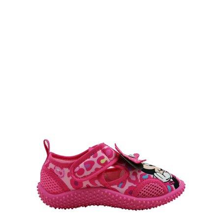 Disney Minnie Mouse Summer Fun Beach Water Shoe (Toddler Girls)