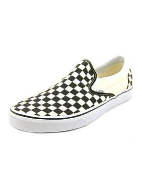 e78a3ddd09d2c Product Image Vans Classic Slip-On Men Round Toe Canvas Ivory Skate Shoe