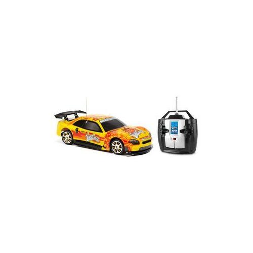 Licensed West Coast Customs Yellow Tuner Style Extreme Ryders 1:18 RTR RC Car