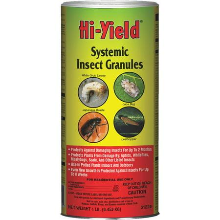 Hi Yield Systemic Insect Killer Granules