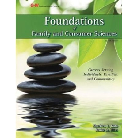 Foundations Of Family And Consumer Sciences  Careers Serving Individuals  Families  And Communities