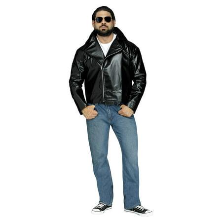 Rock N Roll Men's Adult Halloween Costume - Best Rock And Roll Halloween Costumes