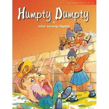 Humpty Dumpty and Other Nursery Rhymes - Walmart com