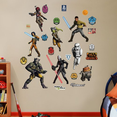 Fathead Star Wars Rebels Collection