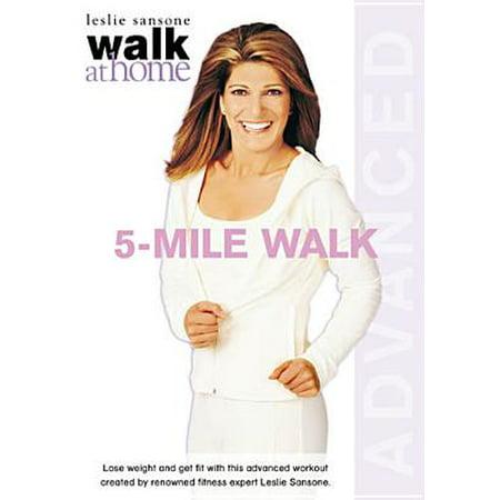 Leslie Sansone: 5 Mile Walk Advanced (With Fitness Band) (Full