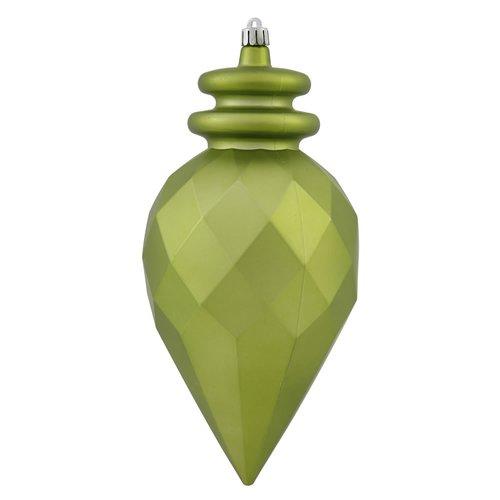 The Holiday Aisle UV Shiny Finial Ornament