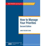 How to Manage Your Priorities: EBook Edition - eBook
