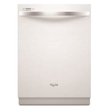 WHIRLPOOL GOLD SERIES 24-INCH DISHWASHER WITH SENSOR CYCLE, WHITE ICE, 6 CYCLES / 6 OPTIONS