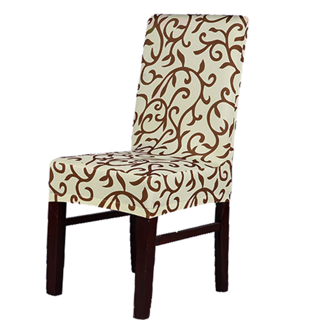fun dining room chairs | Unique Bargains Hotel Dining Room Removable Chair Cover ...