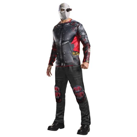 Suicide Squad: Deadshot Deluxe Adult Costume - Deadshot Costume For Sale