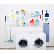 Flow Wall Systems Flow Wall Laundry and Utility Storage Set