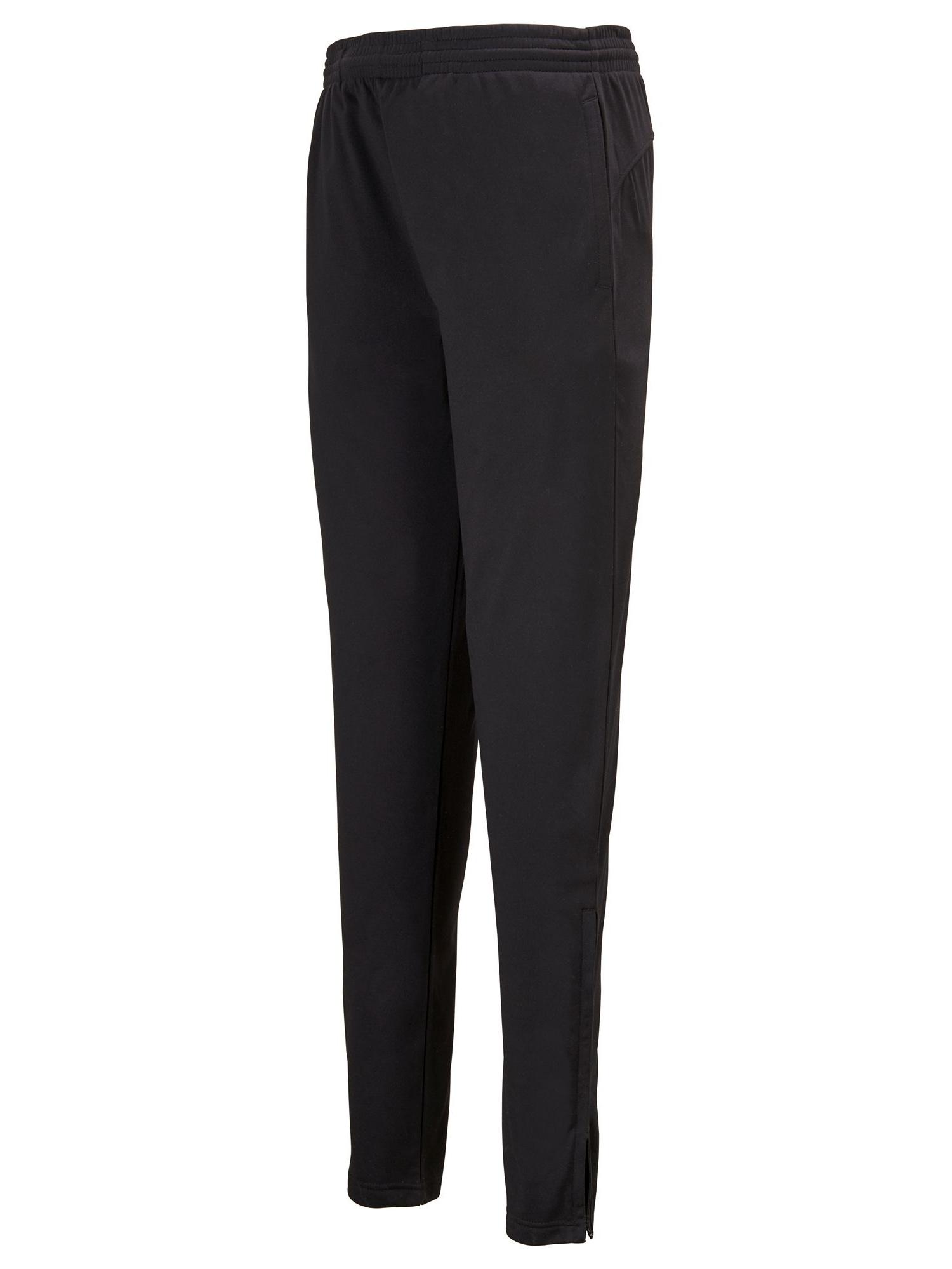Augusta Sportswear L Boys Tapered Leg Pant Black 7732