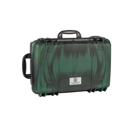 Seahorse 920 Wheeled Case with Foam, Forest Camo ()