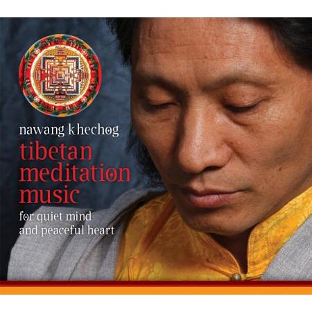 Tibetan Meditation Music : For Quiet Mind and Peaceful Heart ()