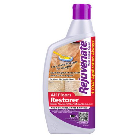 Rejuvenate All Floors Restorer, 16 fl oz - Rejuvenate All Floors Restorer, 16 Fl Oz - Walmart.com