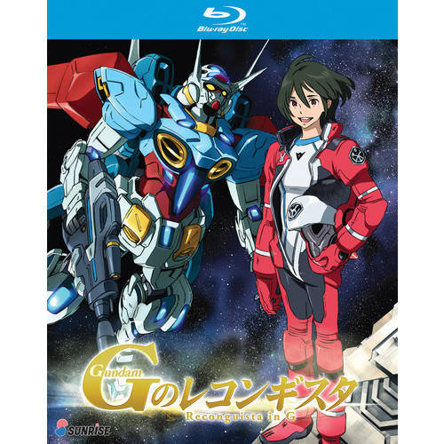 Gundam Reconguista In G: Complete Collection WDMBRRS1666