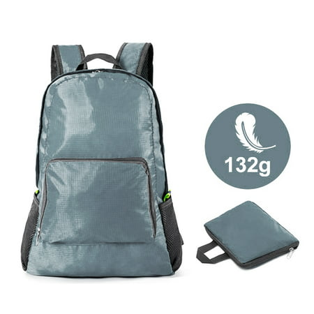 62b35417757b LNKOO Packable Ultra Lightweight Hiking Daypack Travel Hiking Water  Resistant Camping Outdoor Backpack for Women Men