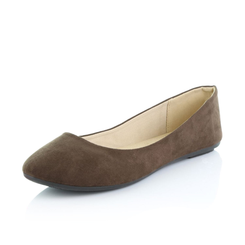Classic Flat Shoes Ballet Slip