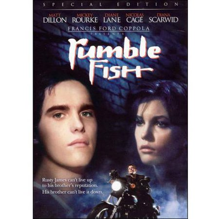 Rumble Fish  Special Edition   Anamorphic Widescreen