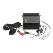 POLY-PLANAR ME52 Amplifier,50W,Black,Water Resistant G0155797