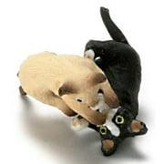 Dollhouse Playing Kitten Sb & Sk