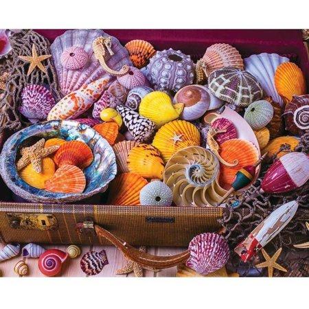 Springbok Vacation Treasures 1 500 Piece Jigsaw Puzzle