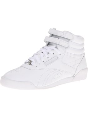 aeb8aee82d6 Product Image Reebok Freestyle Hi Classic Shoe (Little Kid Big Kid)