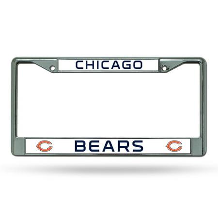 Color Chrome Frame NFL- Chicago Bears  Navy