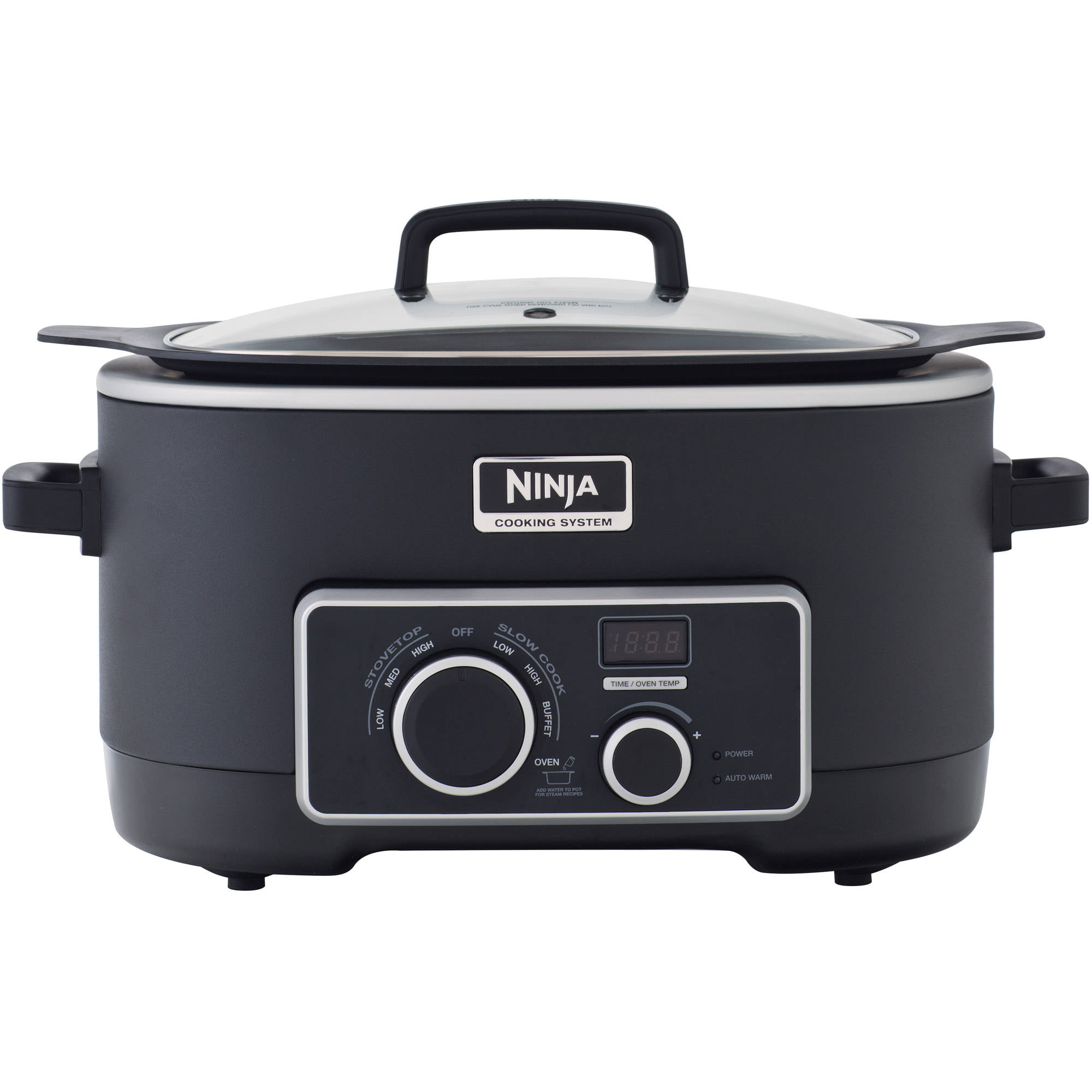 Uncategorized 3 In 1 Kitchen Appliances ninja multicooker 3 in 1 system slow cooker stove top and oven mc750 walmart com