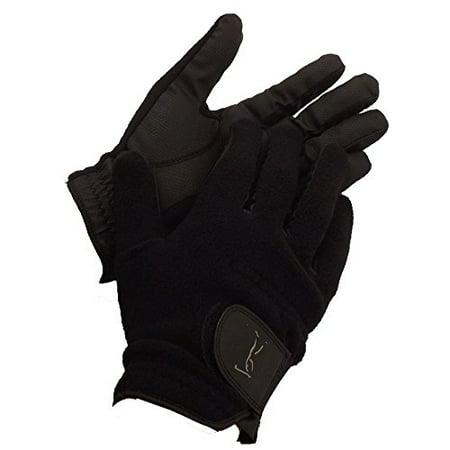 Winter Golf Gloves, Kodiak, Mens SMALL, Pair of Fleece/Digitized Palm, NEW