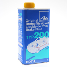 ATE Type 200 Racing Brake Fluid DOT 4 by ATE