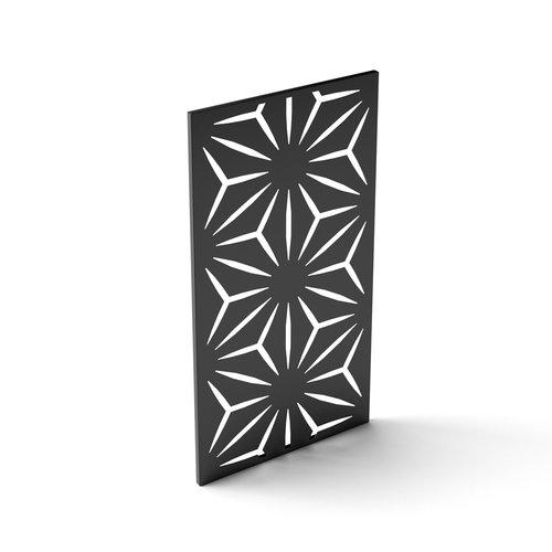 Veradek Star Outdoor Decorative Privacy Screen Panel