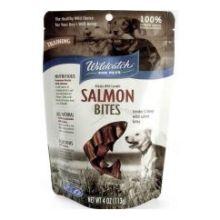 Wildcatch Pet Salmon Bites 4 Oz. (Pack of 10)
