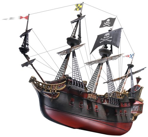 Revell 1:72 Caribbean Pirate Ship by