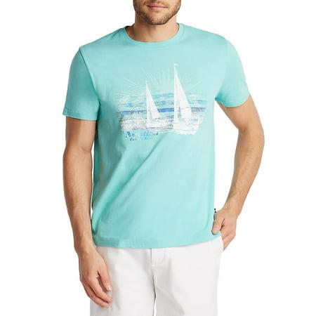 Sailing Printed T-Shirt (Oakley Slim T-shirt)